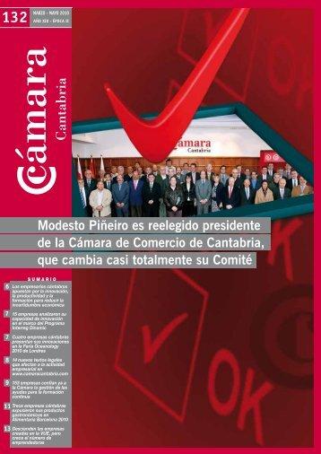Modesto Piñeiro es reelegido presidente de la Cámara de Comercio ...