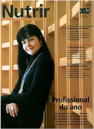 Revista na Íntegra - Conselho Regional de Nutricionistas