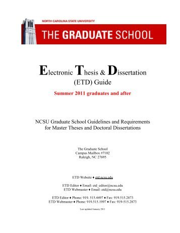 doctoral thesis dissertation