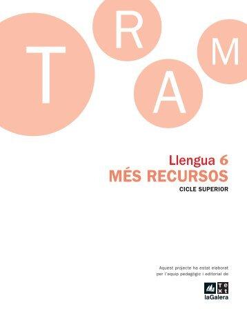 GTRAM6Lrec:TRAM OK - laGalera.Text