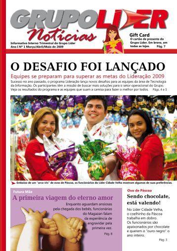 Notícias O DESAFIO FOI LANÇADO - Inteligente Site