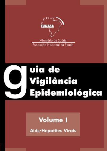 guia de Vigilância Epidemiológica - Ministério da Saúde