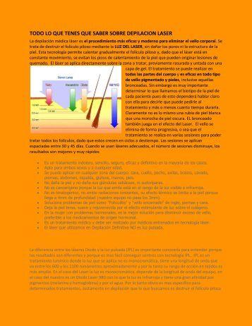 Consentimiento Informado Aceptaci 243 N Depilaci 243 N Laser