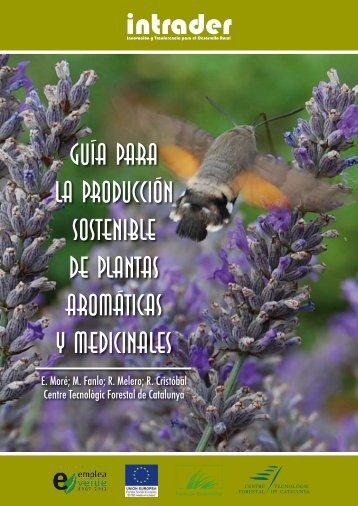 Cultivadores de Plantas Aromáticas y Medicinales - CTFC