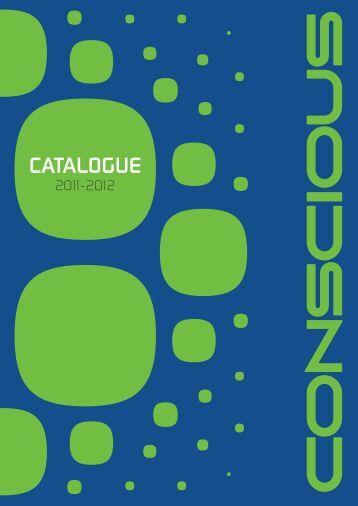 CATALOGUE - Conscious Wholesale