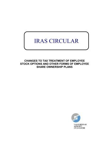 Employee stock options tax cra