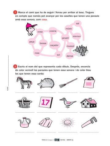 Activitats de reforç 11 - laGalera.Text