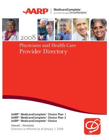 Provider Directory - SeniorChoices NW