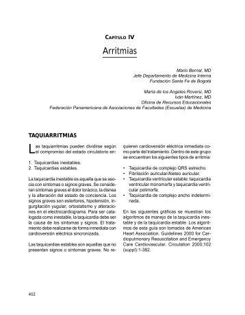 Guías de Arritmias