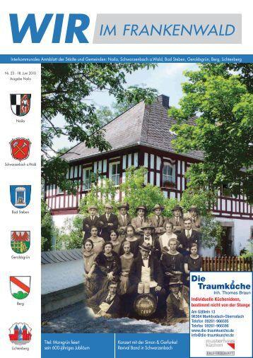 WIR IM FRANKENWALD - Stadt Naila