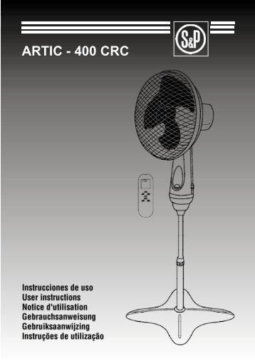 Manual de usuario - Soler & Palau Chile