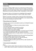 Manual de usuario - Soler & Palau Chile - Page 5