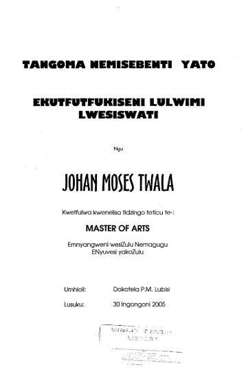 JOHAN MO~E~ TWAtA - UZSpace Home