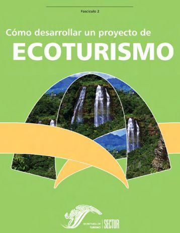 01 INTRO ECOTURISMO - EcoNegocios Agrícolas