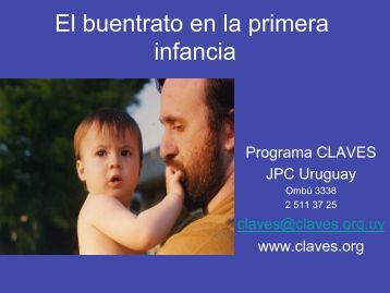 Taller Buentrato en primera infancia 1 agosto 2012 - La Infancia es ...