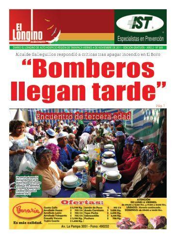 Encuentro de tercera edad - Diario Longino