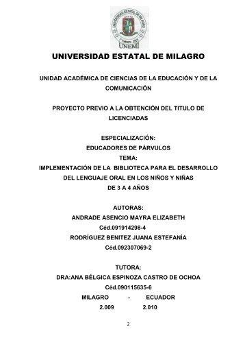 proyecto corregido.pdf - Repositorio de la Universidad Estatal de ...