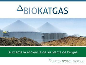 Haz clic aquí para ver el folleto - United Biotech Systems