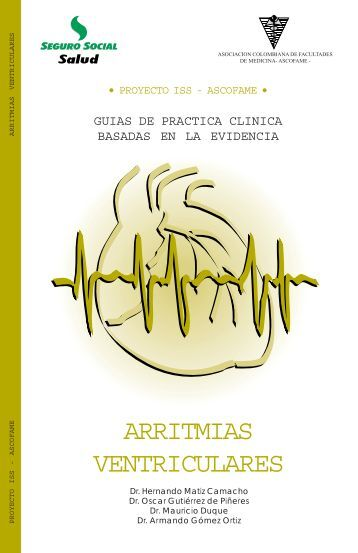 ARRITMIAS VENTRICULARES