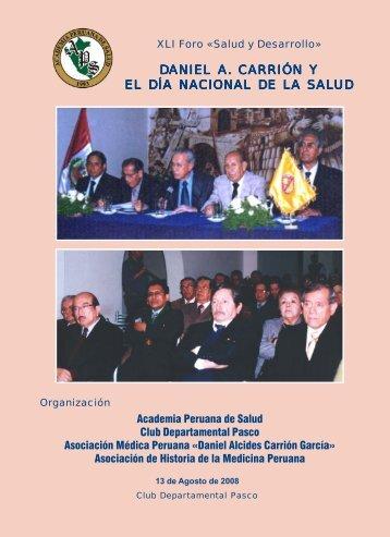 Texto completo PDF - Sistema de Bibliotecas de la UNMSM ...