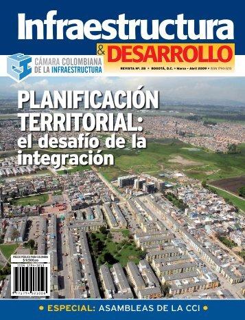 planificación territorial - Cámara Colombiana de la Infraestructura