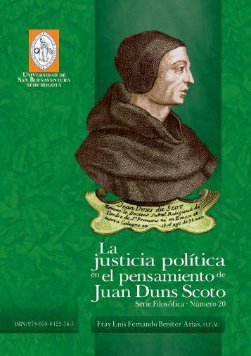 justicia política - Biblioteca Digital Universidad de San Buenaventura