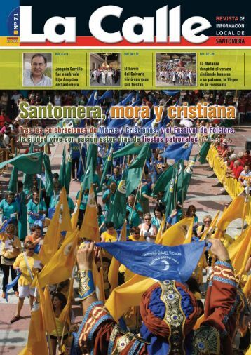octubre 2008 - Revista La Calle