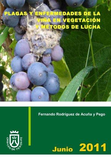 Plagas y enfermedades en vegetacion - FRUTALES