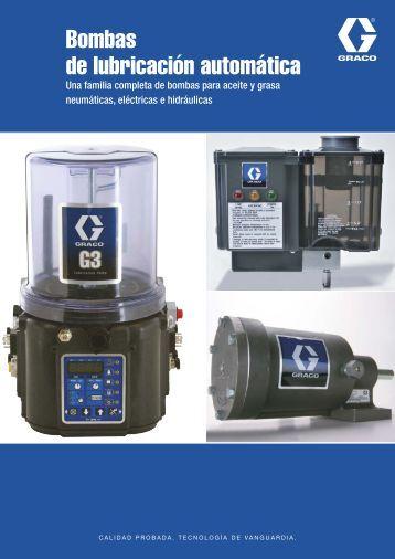 Folleto Bombas de lubricación automática - Graco - Graco Inc.