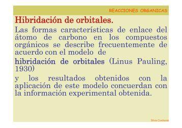 reacciones organicas - Web del Profesor