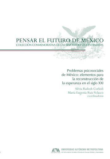 Problemas psicosociales de México - División de Ciencias Sociales ...