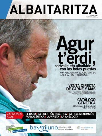 Descargar revista en PDF - Albaitaritza