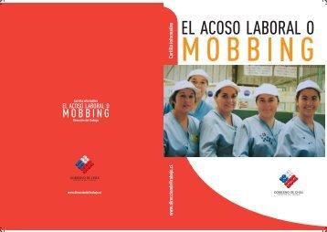 El Acoso Laboral o Mobbing. - Servicio Civil