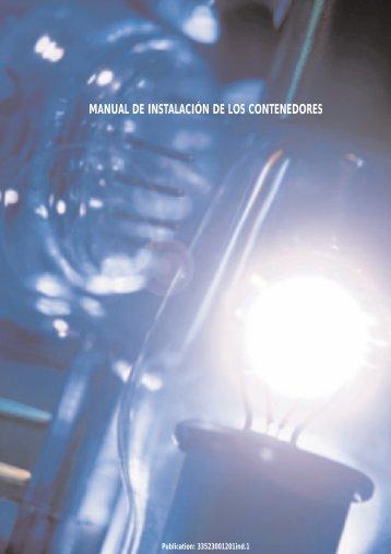 Manual de instalación de los contenedores (978 KB)