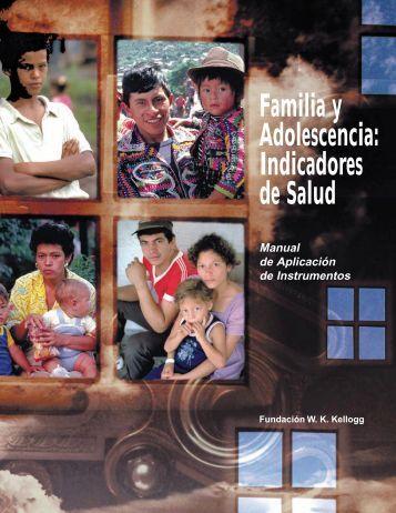 Familia y Adolescencia Indicadores de Salud.pdf - Rehue