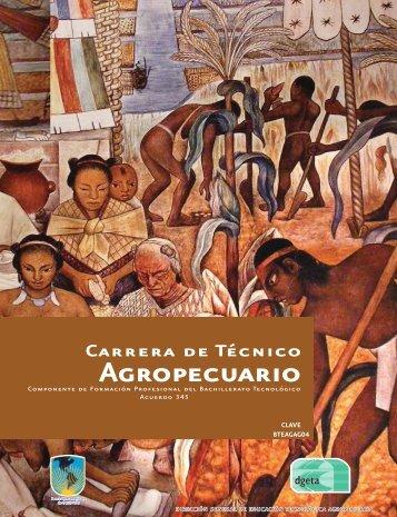 Agropecuario - Cbta71.edu.mx