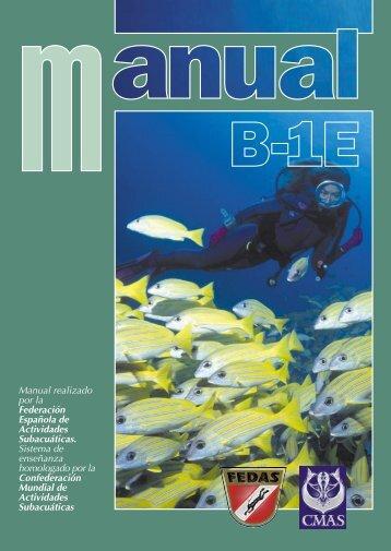 Manual Buceador 1 Estrella - Kraken Ceuta