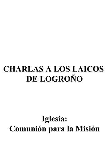 charla segunda . ministerios en la primera iglesia. - CMF Apostolado