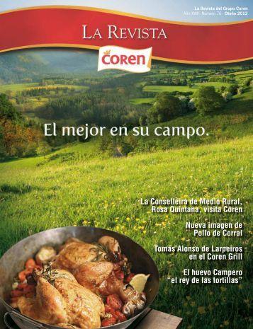 La Conselleira de Medio Rural, Rosa Quintana, visita Coren Nueva ...