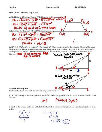 geo homework