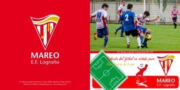 este formulario - Escuela de Fútbol Mareo de Logroño