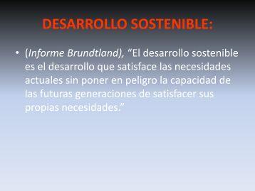 Arturo Lara/ Ciudades Sustentables - Maestria en Proyectos para el ...