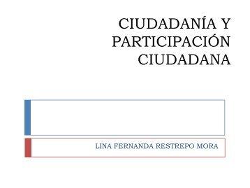 ciudadanía - Contraloría del Municipio de Bello