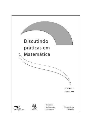 Discutindo Práticas em Matemática - TV Brasil