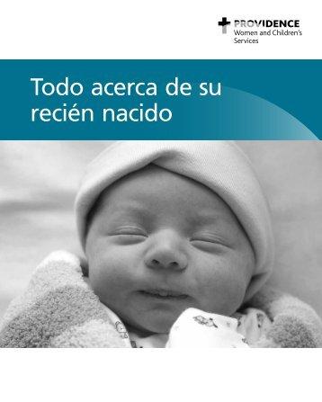 Todo acerca de su recién nacido - Providence - Providence Health ...