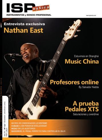 Año XV | Nº 149 * Diciembre 2012/Enero 2013 PVP: 2,85 - ISP Musica