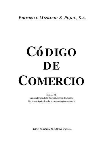 CóDIGO DE COMERCIO - eRegulations Panama