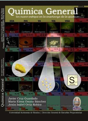 Química General Un Nuevo Enfoque en la Enseñanza de la Química