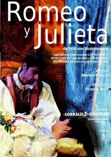 Dosier ROMEO Y JULIETA - Corral de Comedias