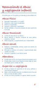 El Abuso Infantil - Page 6